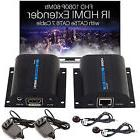 HDMI 3D 1080P Network Extender Over Single Cable with IR cat