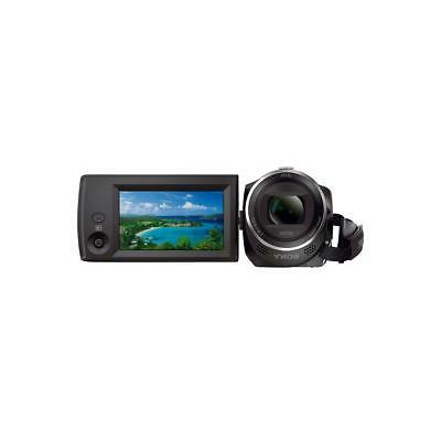 Sony HDR-CX440 60p HD Camcorder Internal Memory, 30x Optical Zoom