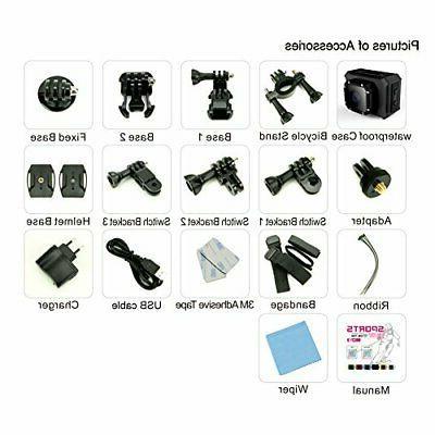 SEREE HDV-26-BLACK Camcorder
