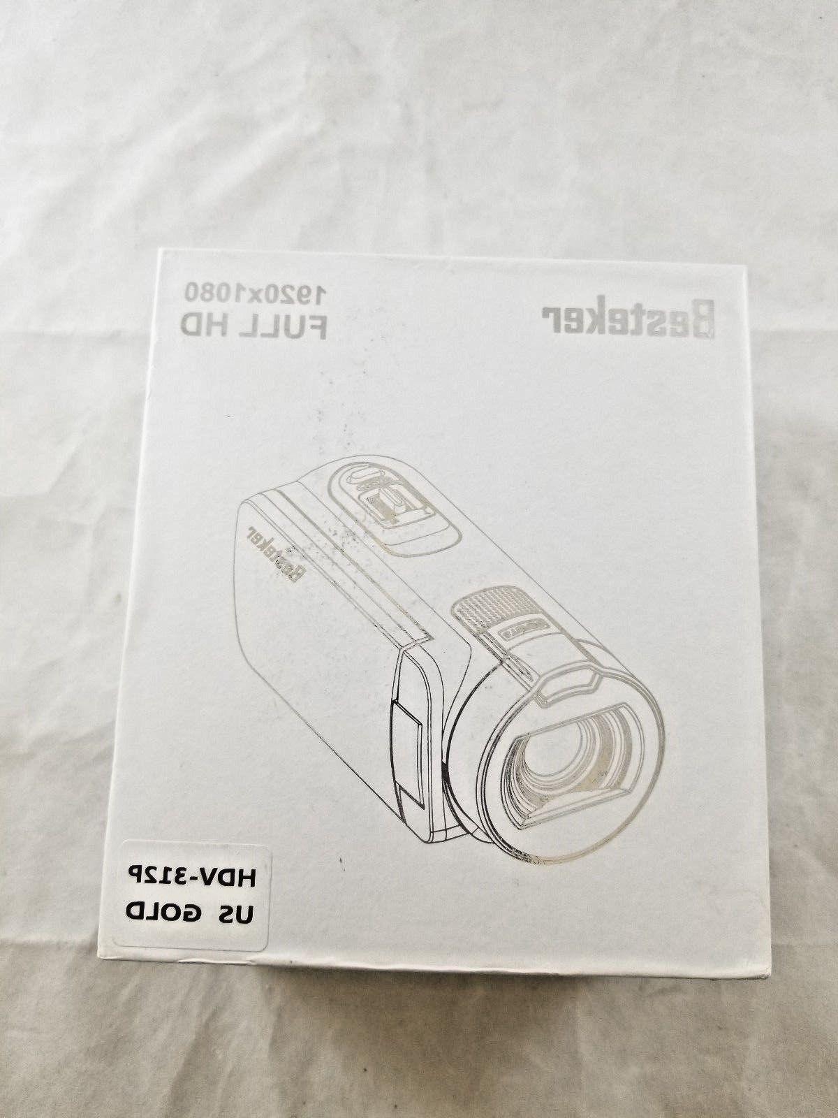Besteker HD Camcorder