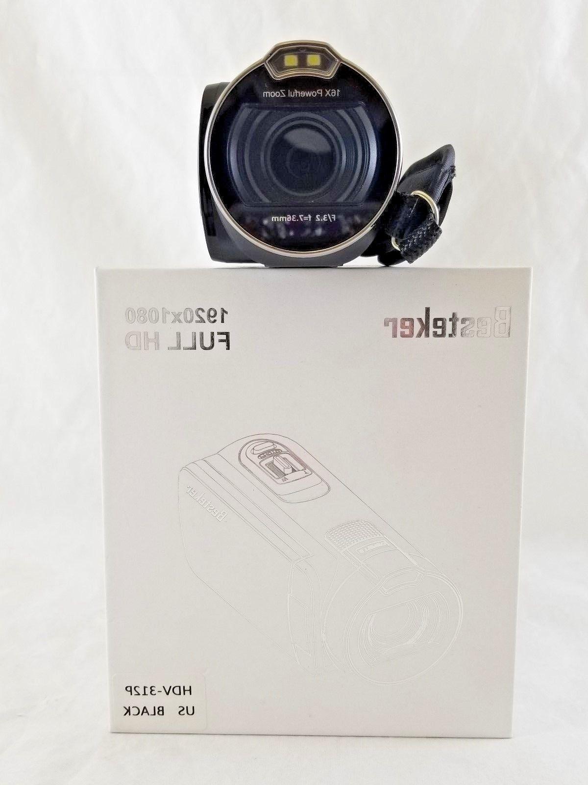 Besteker HDV-312P 1920x1080 Full HD