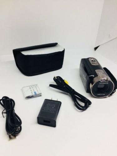 Besteker camera 1920 full HD, Black