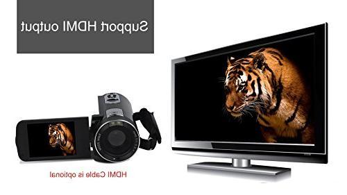SEREE HDV-M06 Video Digital Beauty Camera Output