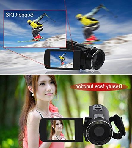 SEREE HDV-M06 Video Digital Timer Beauty Camera Output