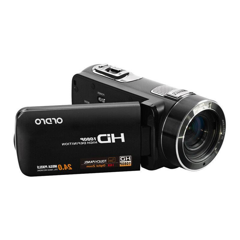 FULL HD 1080P 24MP Digital Video Camcorder