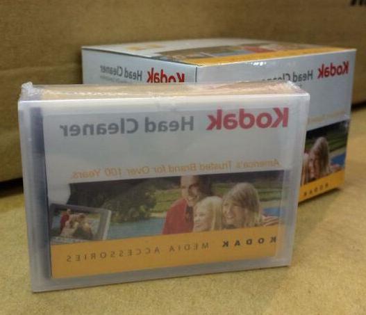 Kodak Head Cleaner Tape for all brands of Mini DV Camcorder