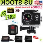Helmet Camera SJ8000 Plus WiFi Ultra 4K HD Waterproof Action