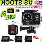 Helmet Camera SJ8000 Plus WiFi Ultra 4K HD Waterproof Action