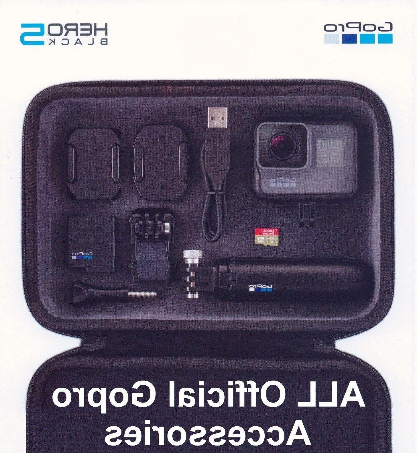 GoPro Hero 5 Black Digital Camera Camcorder 4K Ultra HD 16GB