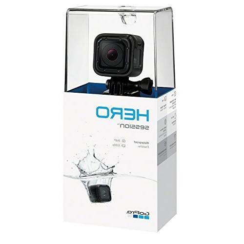 GoPro HERO Session Digital Camcorder - Full HD - 16:9 - H.26