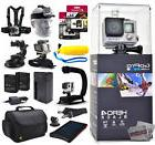 GoPro HERO4 Hero 4 Black Edition + 96GB All In One Package w
