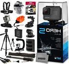 GoPro HERO5 Black Camera Edition + 32GB + 5 Mounts + 15Pc Ac