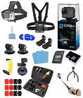 GoPro HERO5 Black + 16 Piece PRO all in one Bundle  *BRAN