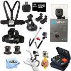 GoPro HERO5 Session All In 1 PRO Accessory Mount Bundle For