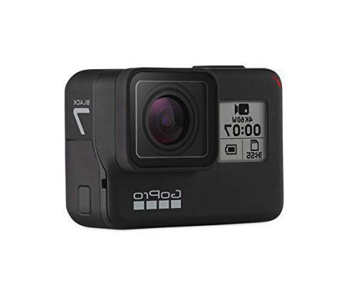 GoPro Black Waterproof Digital Camera with 4K HD Video Live