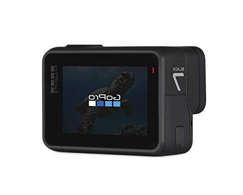 GoPro HERO7 Black Waterproof Action HD 12MP Live StreamingStabilization