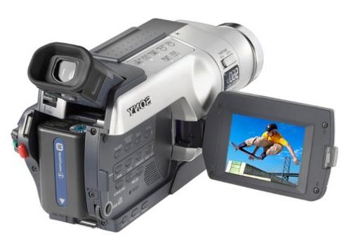 Sony Camcorder Video CCD-TRV118