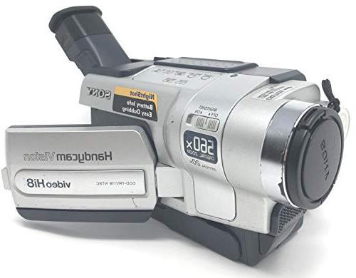 Sony Hi8 8mm Video CCD-TRV118 Sony Handycam Player