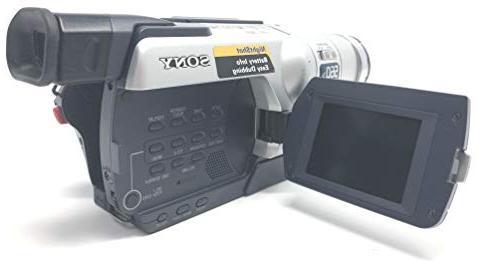 Sony Hi8 8mm Video Handycam Video