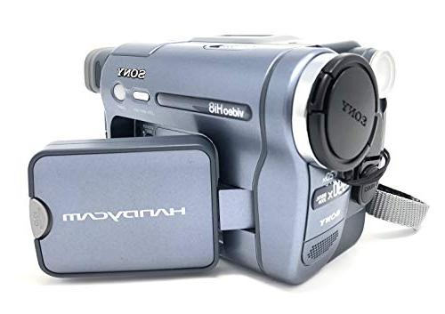 Sony Camcorder Video Handycam Analog Video Player