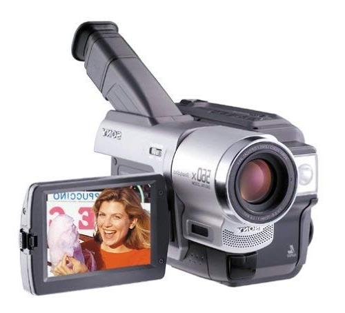 Sony Hi8 Camcorder 8mm Video Player CCD-TRV68 Sony