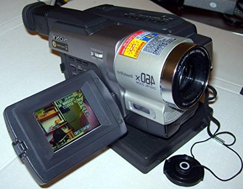 CCD-TRV68 NTSC