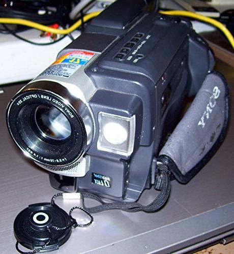 Sony Hi8 Handycam Vision CCD-TRV68