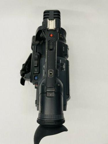 Panasonic HVX200 - Tested With P2