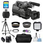 Sony HXR-MC2500 Shoulder Mount AVCHD Camcorder With 3in LCD