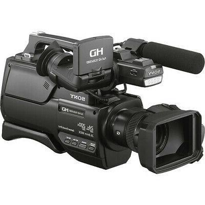 Sony HXR-MC2500E AVCHD Camcorder Extra Battery Bundle