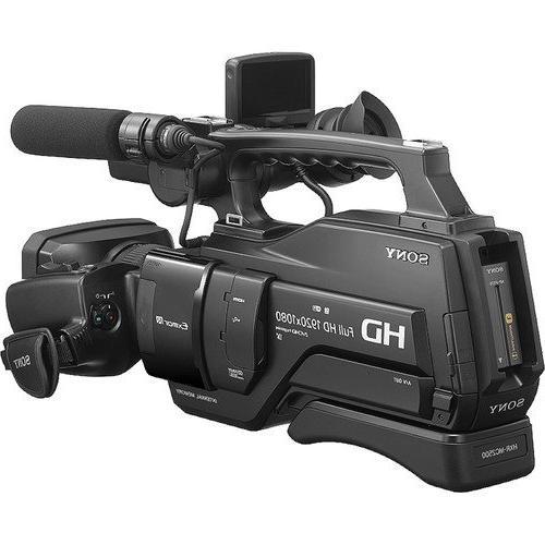 Sony AVCHD Camcorder