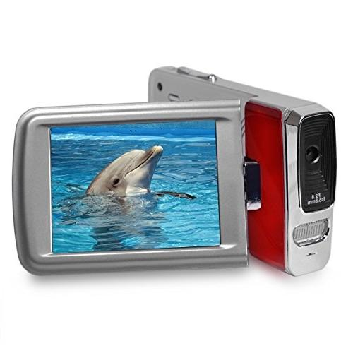 Polaroid Zoom Camcorder with 2.7-Inch LCD