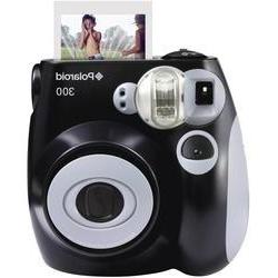 Instant camera Polaroid PIC-300 Black