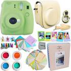 Fujifilm Instax Mini 9 Instant Camera  + Accessory KIT for m
