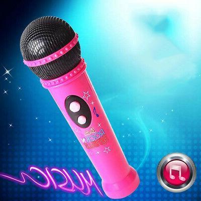 Karaoke Singing Music Toy Child Boys Gift