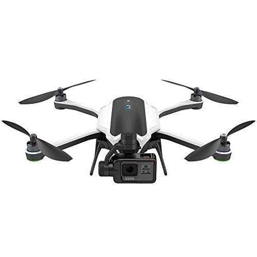 GoPro Karma Drone Quadcopter with HERO5 Camera 4K Black/whit