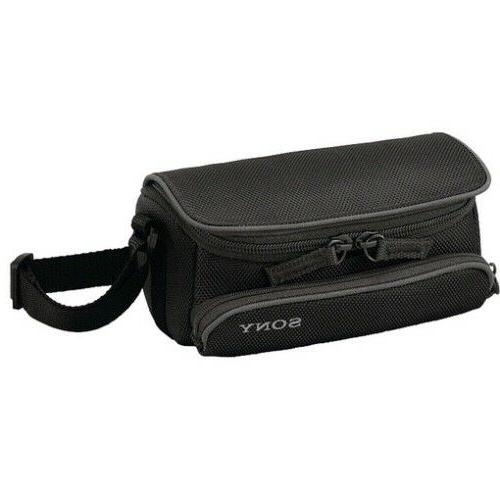 lcsu5 soft carrying case for camcorder alpha