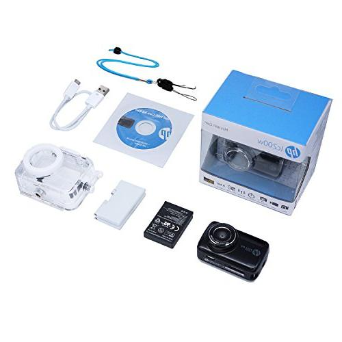 HP lc200w Camera 1080P Underwater