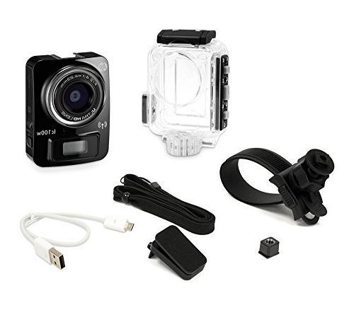 HP Life Cam  Mini 4k Full HD 1080p Water Resistant Camera wi