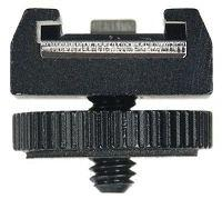 Video Light Shoe Mount Adaptor for Pro Camcorder- Add A Shoe