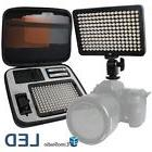 LimoStudio 176 pcs LED Light for DSLR Camera Camcorder Conti