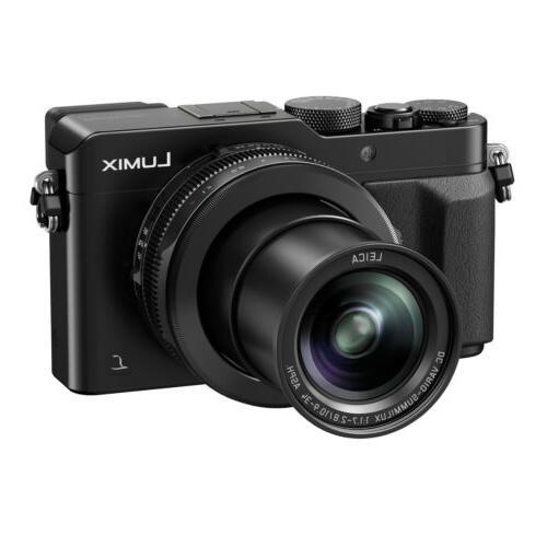 Panasonic LX100 Leica Holiday Bundle