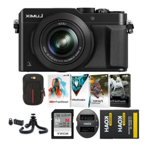lumix lx100 integrated leica dc lens camera