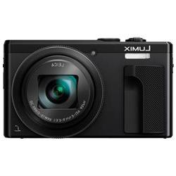 Panasonic Lumix ZS60 18.1 Megapixel Bridge Camera - Black -