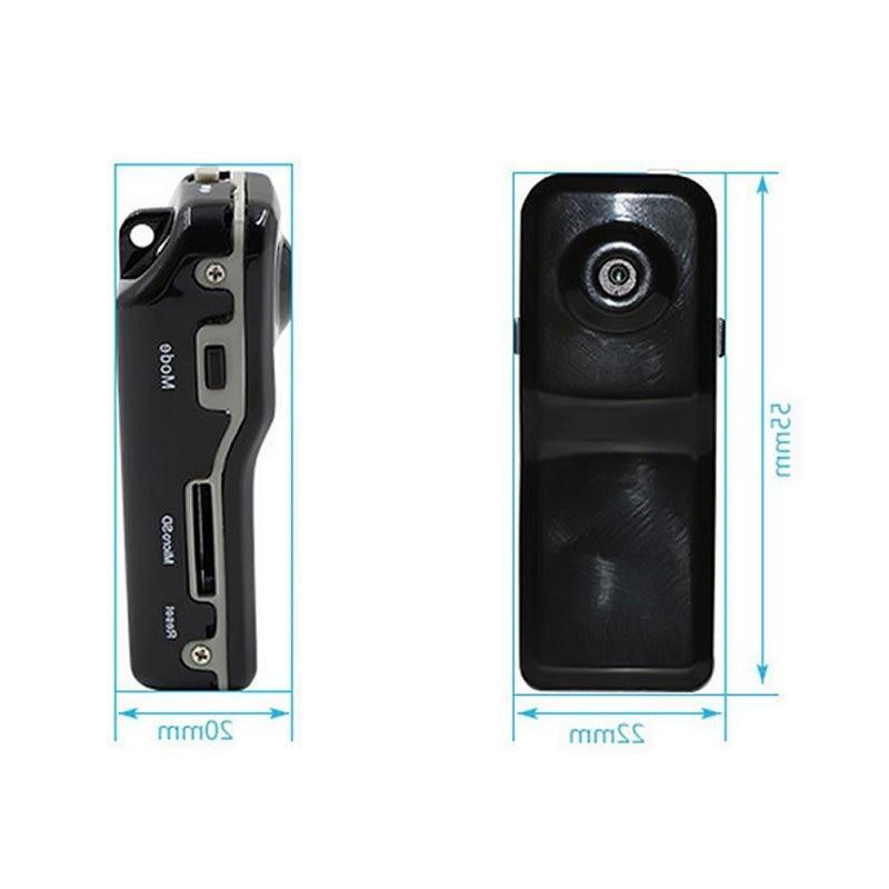 MD80 Camera Camera Card Vedio <font><b>Recording</b></font> <font><b>Camcorders</b></font>