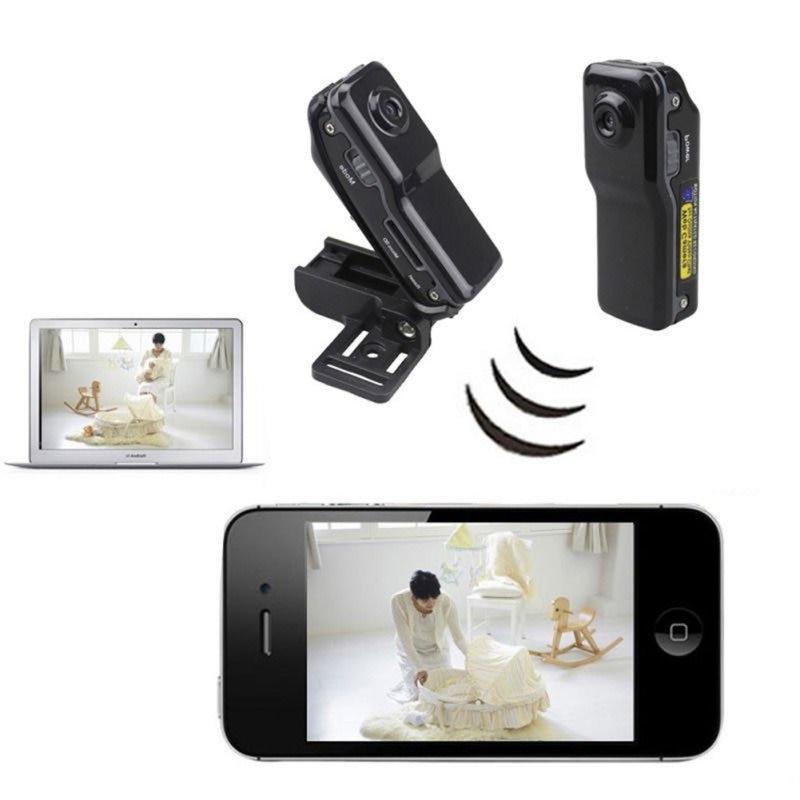 MD80 Net-Camera Camera Support Card <font><b>Recording</b></font> <font><b>Camcorders</b></font>