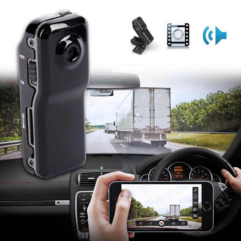 MD80 Mini Camera Support 8G <font><b>Recording</b></font> <font><b>Camcorders</b></font>