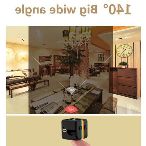 Mini Motion Home Full HD 1080P DVR Vision Cam