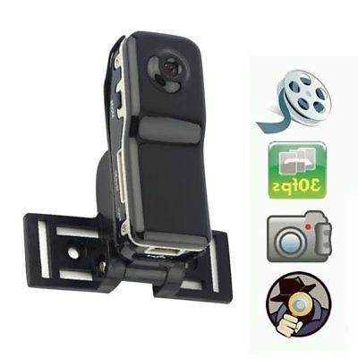 SECRET MD80 Mini DV DVR Camcorder Spy- Bike Portable Cam
