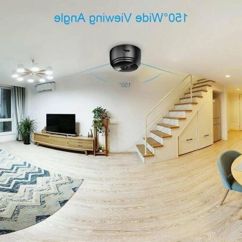 Mini Camera Wireless IP Security HD 1080P Vision